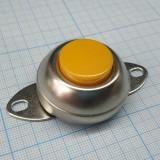 Кнопка большая жёлтая