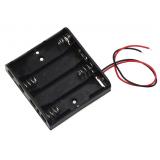 Отсек для четырёх батареек типа АА